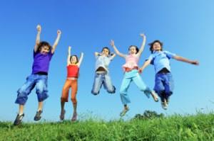 kids_Jumping