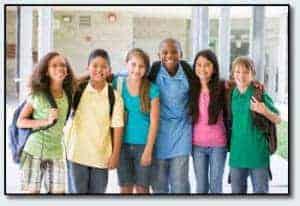 pre teen realationships