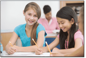 Elementary Writing for Middle School Kids