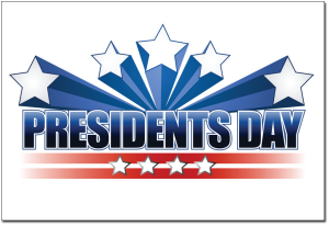 Journal Topics - Presidents' Day