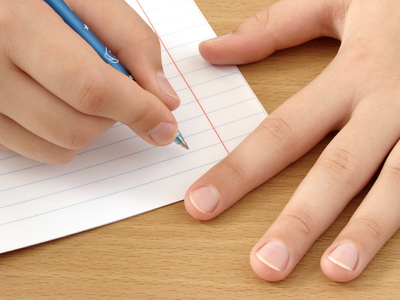 Journaling Helps Kids
